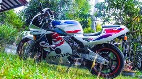 Fireblade 250RR de Gullarm de la bici foto de archivo libre de regalías