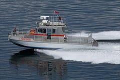 Fireboat royalty-vrije stock foto