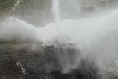 Fireboatbalett #1 Arkivfoton