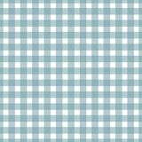 Firebrick Gingham light blue and white pattern. Texture from squares for - plaid, tablecloths, clothes, shirts, dresses,. Firebrick Gingham light blue and white Stock Photo