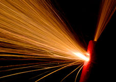 firecracker έκρηξης άλμα γρύλων Στοκ φωτογραφίες με δικαίωμα ελεύθερης χρήσης