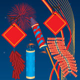 Firecracker Royalty Free Stock Image