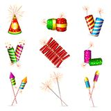 Firecracker Royalty Free Stock Photo