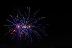 firecracker Royalty-vrije Stock Fotografie