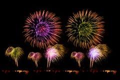 firecracker Stock Foto's