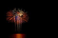 firecracker Royalty-vrije Stock Afbeelding