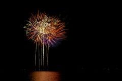 firecracker Royalty-vrije Stock Afbeeldingen