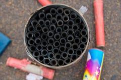 Firecracker Stock Image