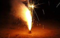 Firecracker Royalty Free Stock Images
