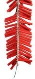 firecrackers κόκκινο Στοκ φωτογραφία με δικαίωμα ελεύθερης χρήσης