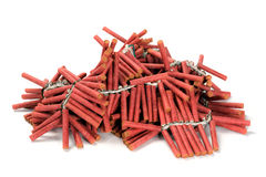 Firecrackers Stock Photo
