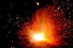 firecrackers Imagens de Stock Royalty Free