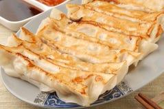 Fired Dumpling Royalty Free Stock Photos