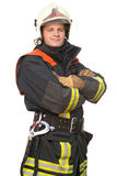 Firefighter royalty free stock photos