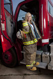 Firefighter Royalty Free Stock Image