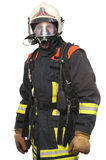 Firefighter Stock Photo