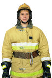 Firefighter Royalty Free Stock Images