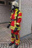 firefighter imagem de stock royalty free