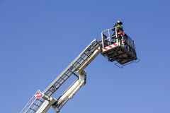 firefighter Fotografia de Stock Royalty Free