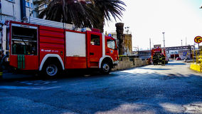 firefighter Fotos de Stock Royalty Free