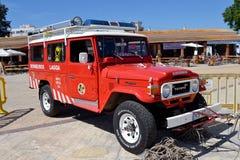 firefighter Στοκ Εικόνα