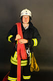 Firefighter Stock Photography