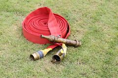 Firefighter equipment Royalty Free Stock Photography