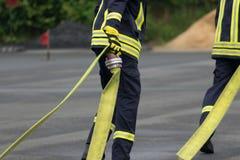 Firefighter Stock Image
