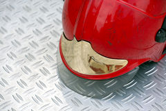 Firefighter helmet Stock Photos