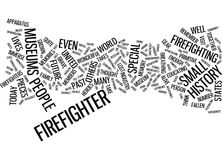 Firefighter Museums Text Background  Word Cloud Concept. FIREFIGHTER MUSEUMS Text Background Word Cloud Concept Royalty Free Stock Image