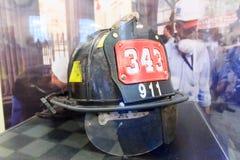 Firefighter's helmet royalty free stock photo