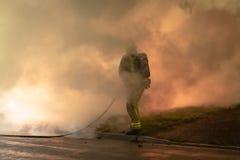 firefighter imagens de stock royalty free