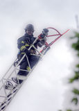 Firefighter series seven of eight stock photos