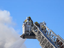 firefighters Stock Image
