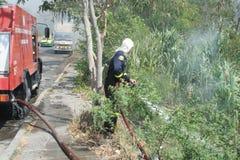 firefighters Στοκ Εικόνα