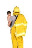 firefighters Στοκ Φωτογραφίες