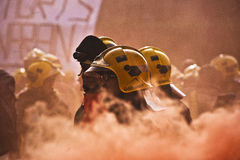 Firefighters Royalty Free Stock Photo