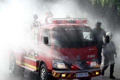 Firefighters Royalty Free Stock Images