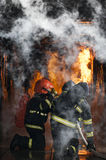 Firefighters stock photos