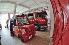 Firefighting apparatus Stock Photography
