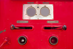 Firefighting equipment Stock Images