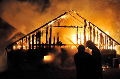 Firefiters Stock Photos