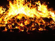 FireFlame. Fire flame Royalty Free Stock Images