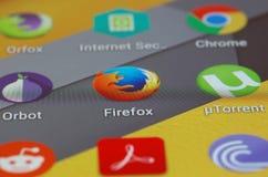 Firefox stock image
