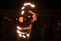 Firegirl photos stock