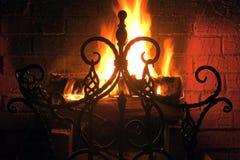 Fireguard Stock Photo