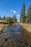 Firehole River Royalty Free Stock Images