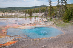 Firehole Spring Stock Images