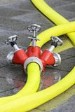 Firehose Royalty Free Stock Image