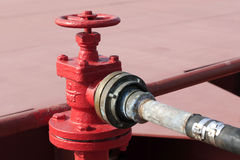 Firehose Royalty Free Stock Photos